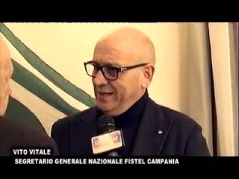 VITO VITALE SEGRETARIO GENERALE NAZIONALE CISL FISTEL  SU TELECOM