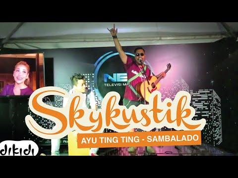 Ayu Ting-Ting - Sambalado (Akustik)  - Live Hai Day 2015