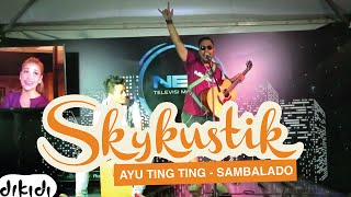 Video Ayu Ting-Ting - Sambalado (Akustik)  - Live Hai Day 2015 download MP3, 3GP, MP4, WEBM, AVI, FLV Oktober 2017