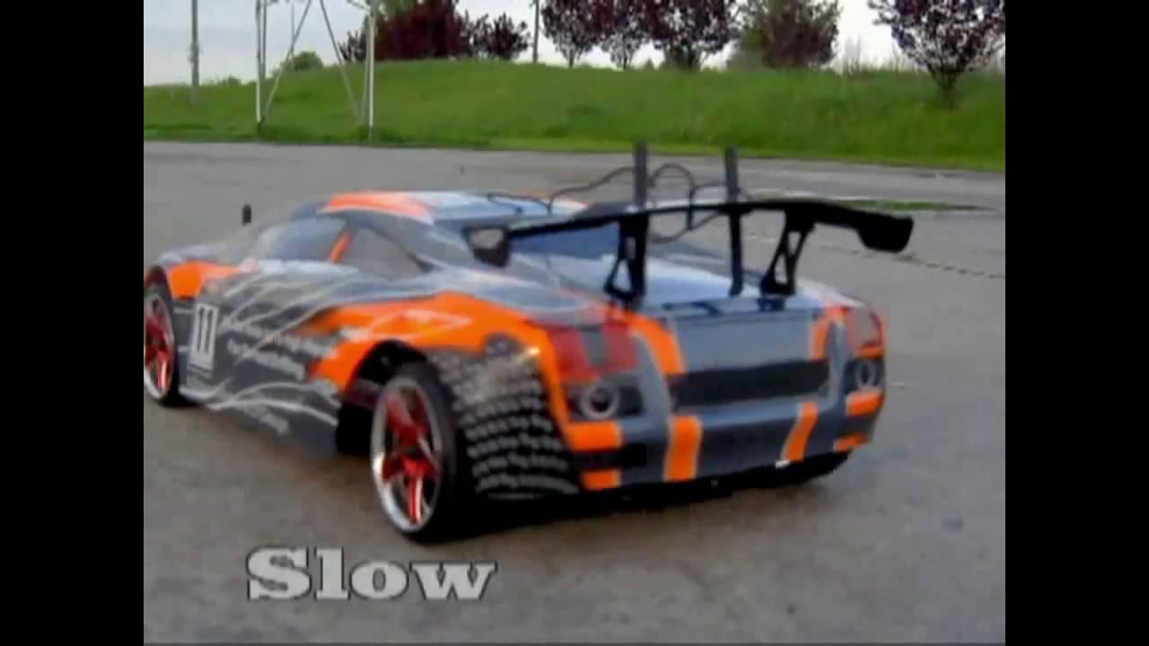 Hsp Himoto Drift Flying Fish Rc Modellbau Rc Drift Youtube