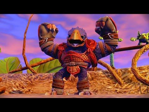 Skylanders: Trap Team - Phoenix Chicken - Part 10