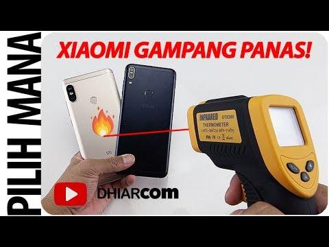 Xiaomi Redmi Note 5 Atau Asus Zenfone Max PRO M1?