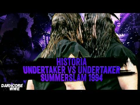 La Historia Del Undertaker vs Undertaker WWE Summerslam 1994