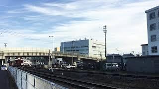三陸鉄道北リアス線 臨時快速こたつ列車 久慈行
