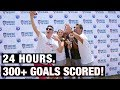 Vlogging a 24 HOUR Lacrosse Game ! | Shootout for Soldiers