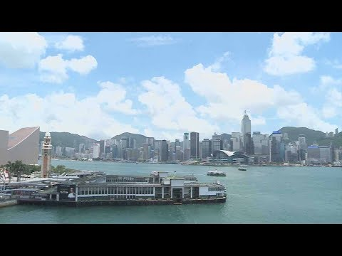 Hong Kong Port to benefit from Belt and Road Initiative