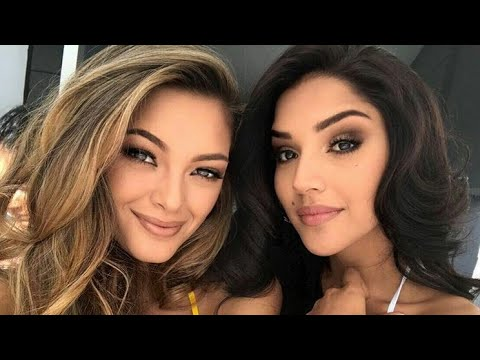 Miss Universe South Africa 2017 | Demi-Leigh Nel-Peters | Latest Pictures
