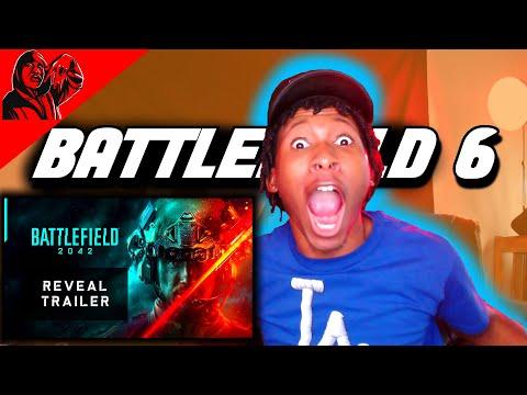 Battlefield 2042  Reveal Trailer (ft. 2WEI) | REACTION