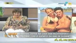 Sensitiva Márcia Fernandes fala sobre  ...