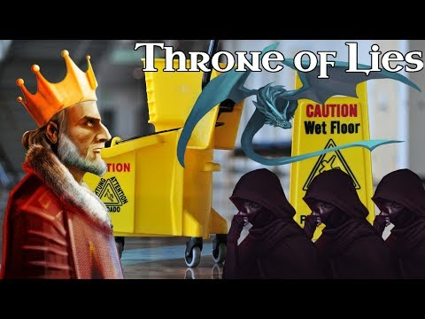 Throne of Lies: Good King Cleans Up