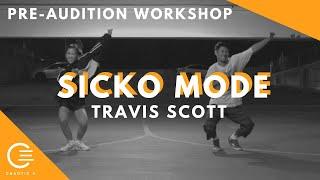 Carolynn Yao & Leon Zhang | Sicko Mode by Travis Scott | Fall 18 Pre-Audition Workshop