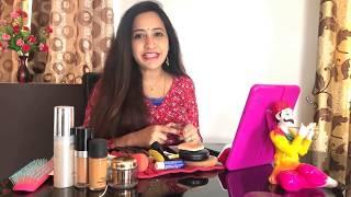 LasyaTalks| My Daily RoutineMakeup | SimpleMakeUp | DIY |AnchorLasya| LasyaManjunath