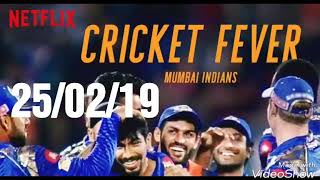 Cricket Fever: Mumbai Indians Trailer – Netflix Docu-Series Dives Into Team's 2019 IPL Season