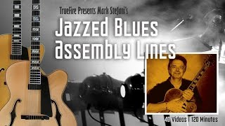Jazzed Blues Assembly Lines - Introduction - Mark Stefani