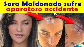 Sara Maldonado SUFRE APARATOSO ACCIDENTE tras terminar grabaciones de LAS MALCRIADAS