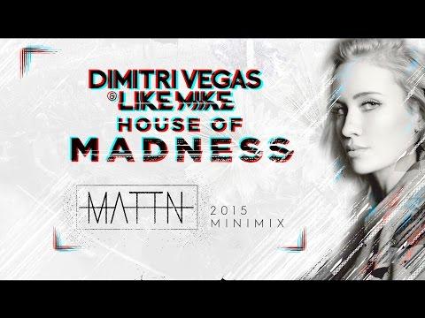 MATTN - House Of Madness Ibiza 2015 - MiniMix