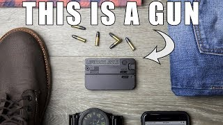 The Gun The Size Of A Credit Card