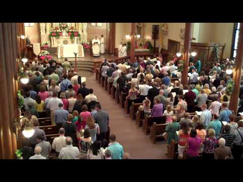 Jesus Christ is Risen Today - EASTER HYMN (2010)
