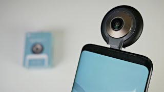 LyfieEYE 200 Portable 360 Camera Review / Supports Live Streaming