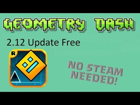 Geometry Dash 2.12 For Windows (Pc) (the Latest Version)