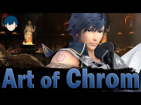 Smash Ultimate: Art Of Chrom