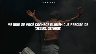 Kanye West - Jesus Lord [Legendado  Tradução]