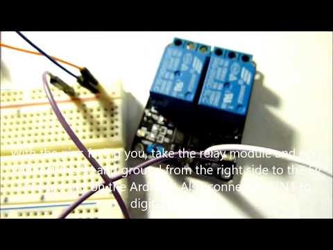 Arduino LM35 Temperature Sensor and LCD Keypad Shield Project
