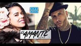 El Amante Remix - Beatriz Luengo ft  Nicky Jam (Versión Mujer)