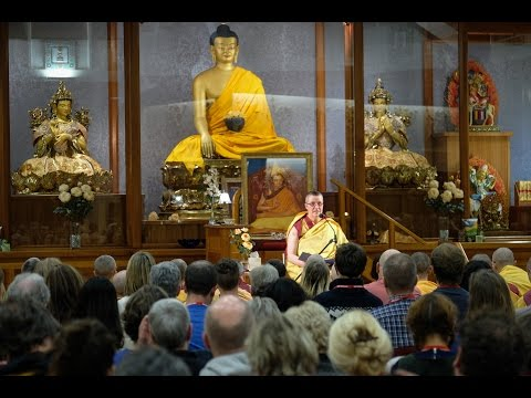 Learning to Rely Upon Our Spiritual Guide - Gen-la Kelsang Dekyong