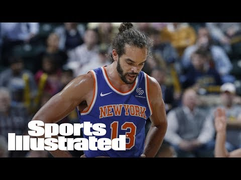 New York Knicks Looking To Part Ways With Joakim Noah After Argument | SI Wire | Sports Illustrated
