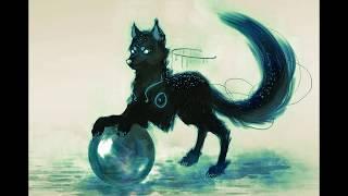 anime wolf grenade