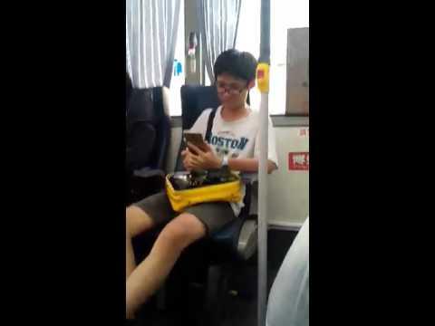 公車癡漢 - YouTube