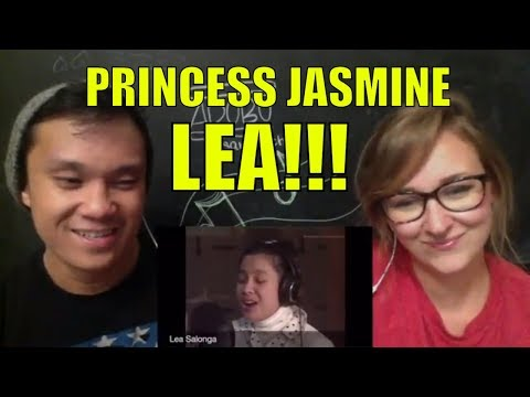 Lea Salonga and Brad Kane perform 'A Whole New World' after 23 Years REACTION