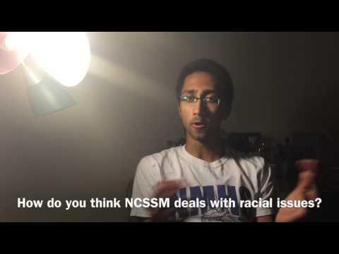 Race at NCSSM