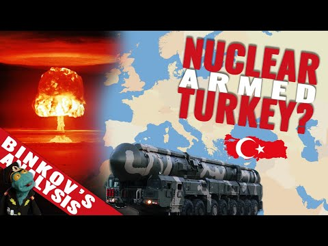 When will Turkey develop the bomb?