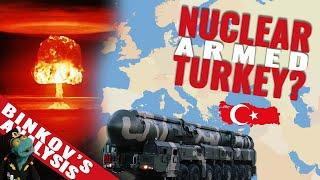 When will Turkey develop the bomb?