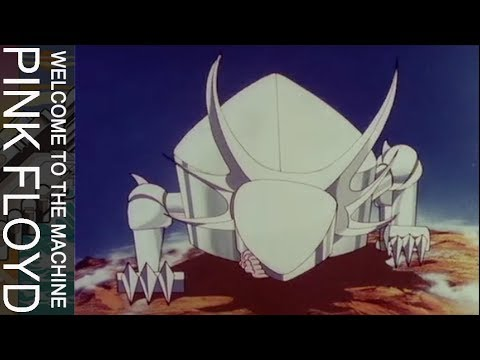 Pink Floyd - Welcome to the Machine (Official Music Video) Thumbnail image