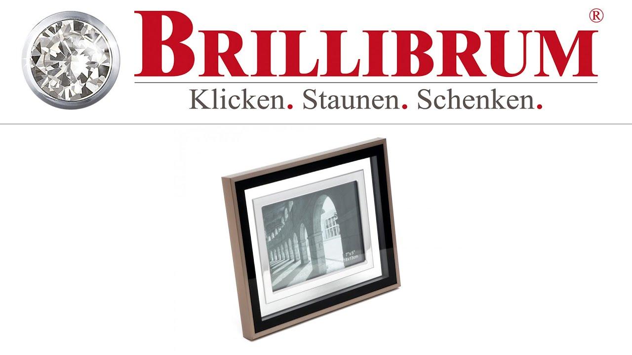 BILDERRAHMEN HOLZ GLAS RAHMEN ONLINE KAUFEN | BRILLIBRUM ONLINE SHOP ...