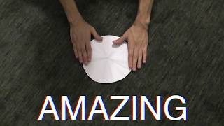 Cutting out a Perfect Circle!