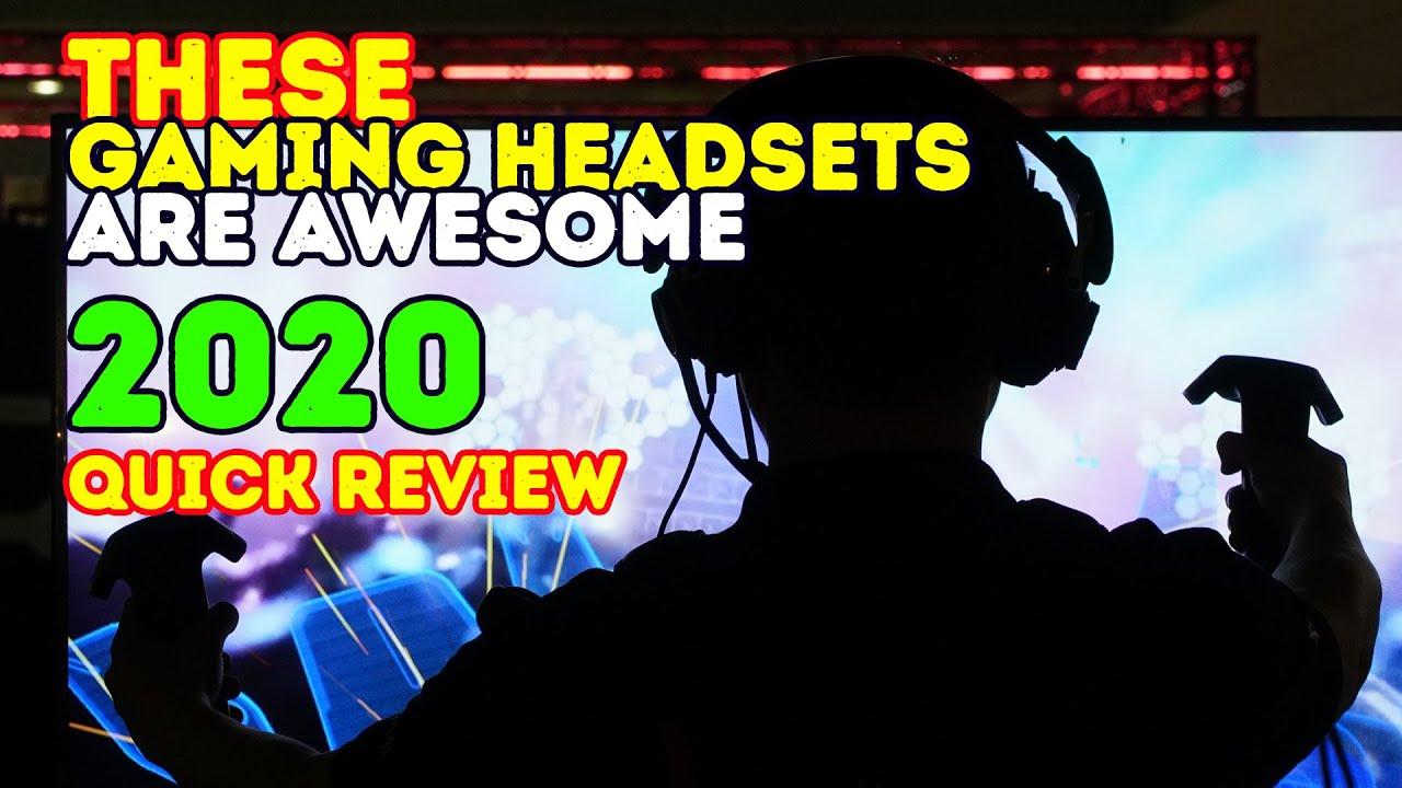 best gaming headsets under 50 youtube. Black Bedroom Furniture Sets. Home Design Ideas