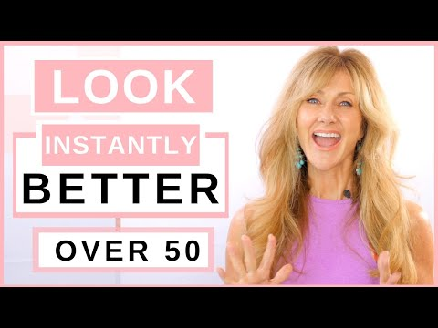 How To Instantly Look MUCH Better And Stay Vital Over 50!