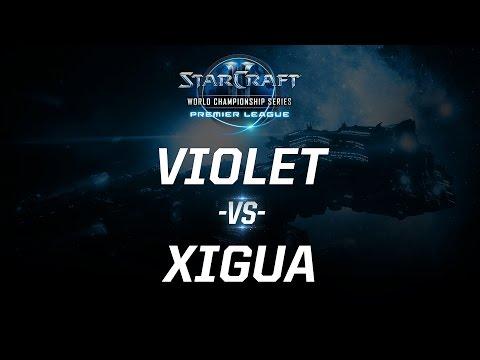 #64 viOLet vs #73 XiGua