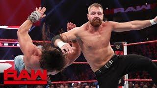 Dean Ambrose vs. Elias: Raw, March 4, 2019