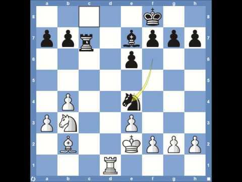 Match of the Century - Spassky vs Fischer - Game 1