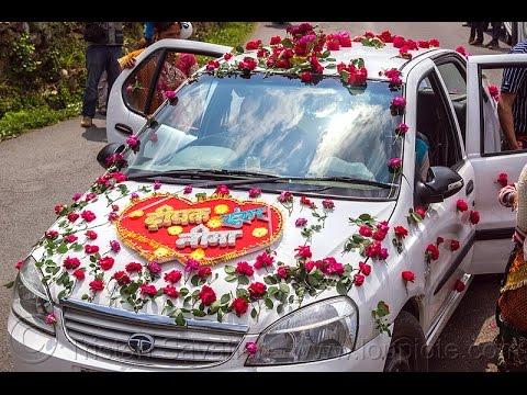 Wedding Car Decoration In Delhi Noida Gurgaon Faridabad
