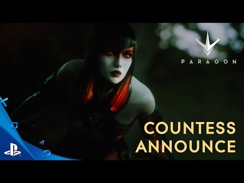 Paragon - Countess  Announce Trailer | PS4