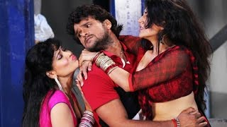 Download Hindi Video Songs - Anguri Se Na Chuve Paibu | Khesari Lal Yadav, Akshara Singh, Seema | Bhojpuri hot song