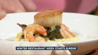 Preview of Madison Magazine's 2017 Winter Restaurant Week