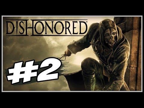 Dishonored - Parte #2 - Primeiro Assassinato!! Aprendendo Umas Macumbas Loucas! - [Legendado PT-BR]