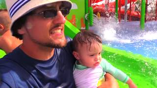 Our Trip to Nickelodeon Resort Hotel Punta Cana Dominican Rep. Part 2 w/ FUNnel Vision Family Fun)